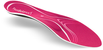 Dynamic Pink insoles
