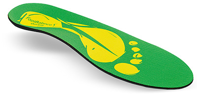 QuickFit Green insoles